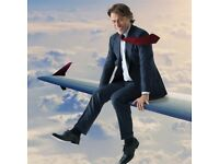 John Bishop _Winging It - Portsmouth Guildhall - Tuesday 5 December