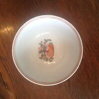 Hand Painted Staffordshire Bowl Antique c1785