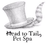 Head To Tail Pet Spa. Exclusive Ionic microbubble bathing system