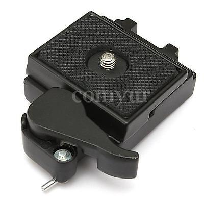 Plate Clamp For Camera Tripod Ball Head Quick Release Plate Adapter Set DC465
