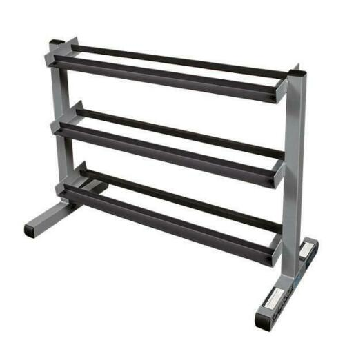 Body-Solid 3-Tier Dumbbell Weight Rack GDR363