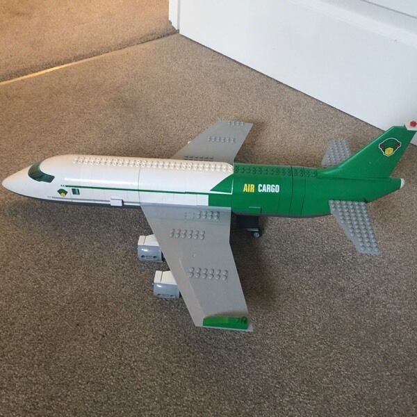 Lego 60022 Cargo Plane Fully Built Rrp 99 Boxed And Instructions
