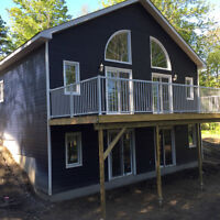 Stunning new home for sale or rent - by the water - MUST SEE