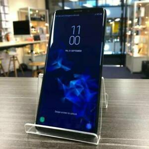 GALAXY S9 PLUS 64GB BLUE UNLOCKED INVOICE WARRANTY AU MODEL