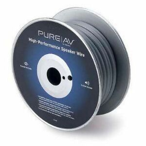 Belkin 30 ft. PureAV High-Performance 16GA Speaker Wire - 2 Cond