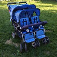 Foundation Quad Stroller!