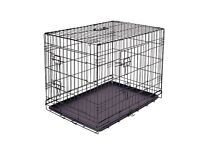 Small Dog Crate in good condition. Surplus to requirements as our dog has outgrown it.