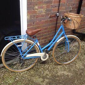 Victoria Pendleton women's bike