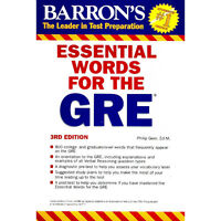Essential Words For The GRE (3rd Edition)