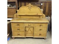 Stunning Vintage Antique Dresser