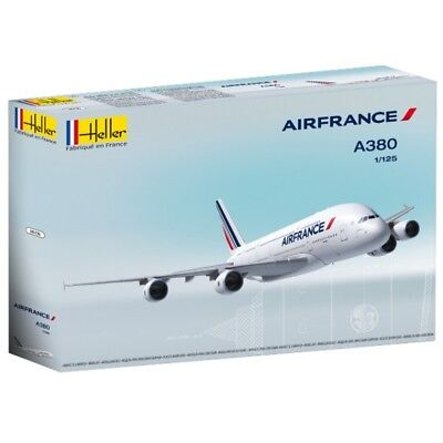 Heller 80436 1:125th scale Airbus A380 Air France