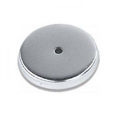 Master Magnetic 07216 Round Base Magnet 16 Pound Lift 1.425 Diameter