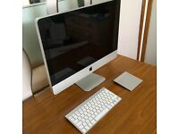 Upgraded Apple iMac 21.5-Inch (2011 Model) - Fantastic Condition