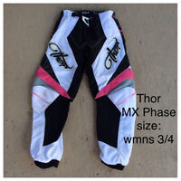 Thor Womens Dirt Biking Pants