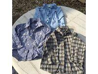 3 boys shirts aged 18-24 months
