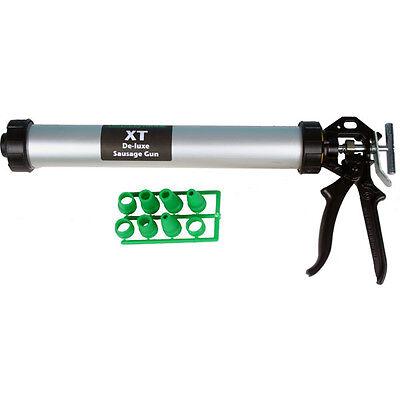 Gardner Tackle Deluxe Sausage Gun XT / Carp Fishing Boilie Bait Making Accessory