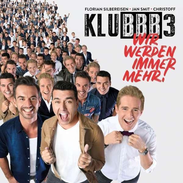 KLUBBB3 Wir werden immer mehr  CD  NEU & OVP  12.01.2018