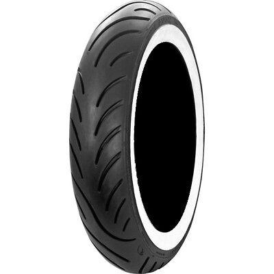 Avon AM41 Venom Front 100/90H19 Whitewall Motorcycle Tire - 2809019 (Avon Venom Motorcycle Tires)