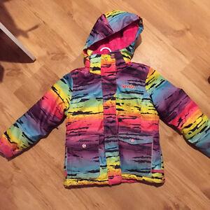Winter coat size 6  Kitchener / Waterloo Kitchener Area image 1