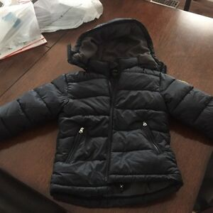 Boys XS winter coat BNWT