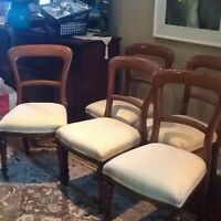 Charles Meyer of Edinburgh Oak Chairs