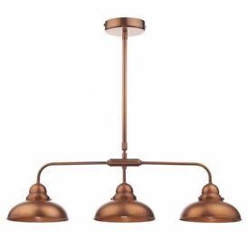 Brand New Copper Light for Sale!