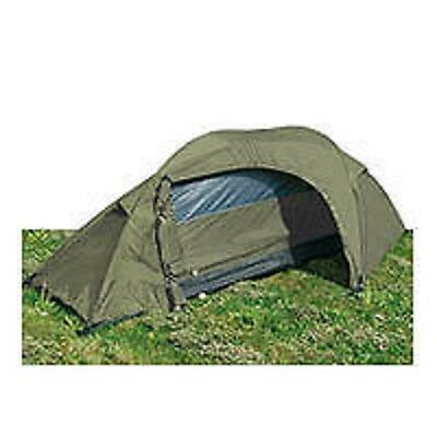 One Person Tent Army RECON Military Outdoor Zelt Einmannzelt oliv Green