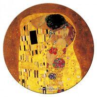 Specchio Tascabile Specchio, Gustav Klimt: Der Kuss -  - ebay.it
