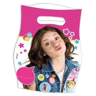 Geschenk-taschen Für Mädchen (6 Partytütchen