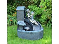 Kids Sliding Garden Water Feature Fountain (FREE LOCA DELIVERY)