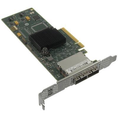 HP SAS-Controller SC08e 8-CH SAS 6G SATA 3G PCI-E 617824-001 614988-B21