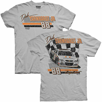 Dale Earnhardt Jr 2016 Cfs  88 Nationwide Darlington Throwback Tee Free Ship
