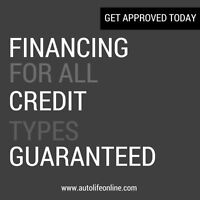GET A VEHICLE LOAN TODAY | Bad Credit | No Credit | Bankruptcy