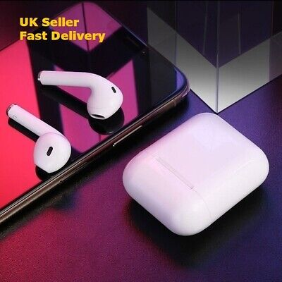 Wireless Headphone i7S TWS Earbuds Bluetooth Earphone iPhone any Bluetooth