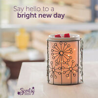 SCENTSY NIGHTLIGHTS AND WARMERS
