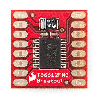 Dual Dc Stepper Motor Drive Controller Board Module Tb6612fng Replace L298n New