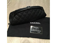 Chanel Clutchbag Authentic with Tag & card