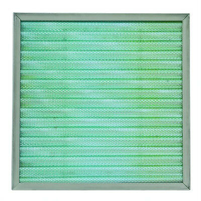 air filter washable permanent foam home furnace