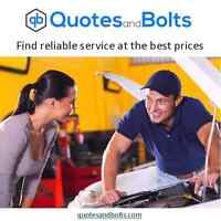 Find the RIGHT MECHANIC for the RIGHT PRICE [quotesandbolts.com]