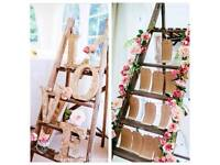 Vintage Ladder to add to the Vintage theme 4 ur Special Day!