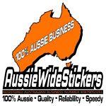 Aussie Wide Stickers