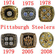 Steelers Championship Ring