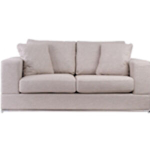 NOOD -linen Loveseat Couches (x2)