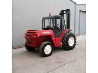 Manitou forklift 4x4 rough terrain not jcb ect