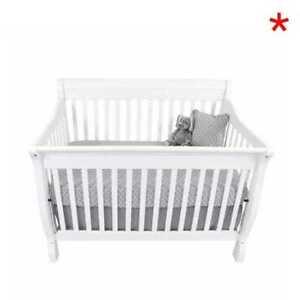 Bassinette (lit de bébé) convertible 4 en 1 incluant matelas