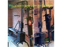 York 2001 Fitness Multi Gym