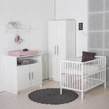 Bebies First Babykamer Tess Open