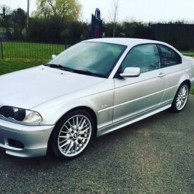 bmw e46 325 msport coupe