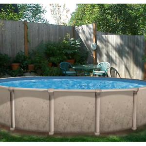 21' used Above Ground Pool