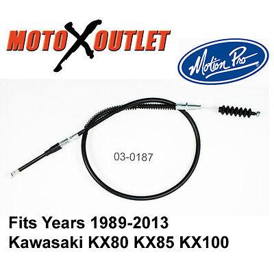 Kawasaki KX 85 80 100 Clutch Cable KX80 KX85 KX100 Motion Pro New